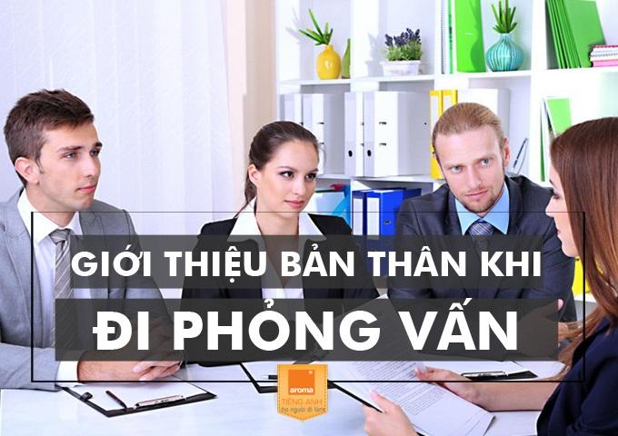 Giới thiệu bản thân khi phỏng vấn xin visa Trung Quốc